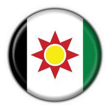 Free Iraq Button Flag Round Shape Stock Photos - 6392723