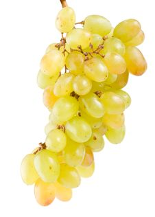 Free Green Grapes Royalty Free Stock Image - 6393946