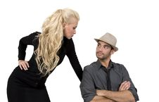 Free Couple Gazing At Each Other Stock Photos - 6394223