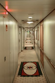 Free Staterooms Royalty Free Stock Photography - 6395157