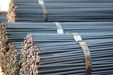 Free Steel Bars Stock Photography - 6395812