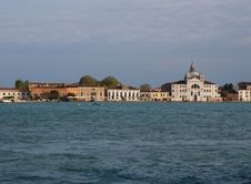 Free Across The Lagoon, Venice, Italy Stock Image - 6396101