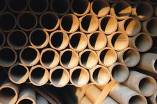 Free Steel Pipes Stock Photography - 6396152