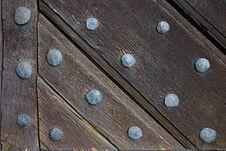 Free Fragment Of Ancient Door Stock Images - 6397334