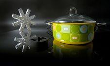 Free Pot Yellow Stock Photos - 6397463
