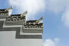 Free Chinese Ancient Building Stock Photos - 6398033