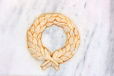 Free Marble Wreath Royalty Free Stock Image - 6398546