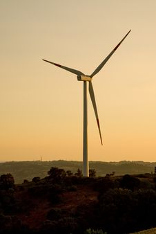Free Wind Turbine Stock Photo - 6398960