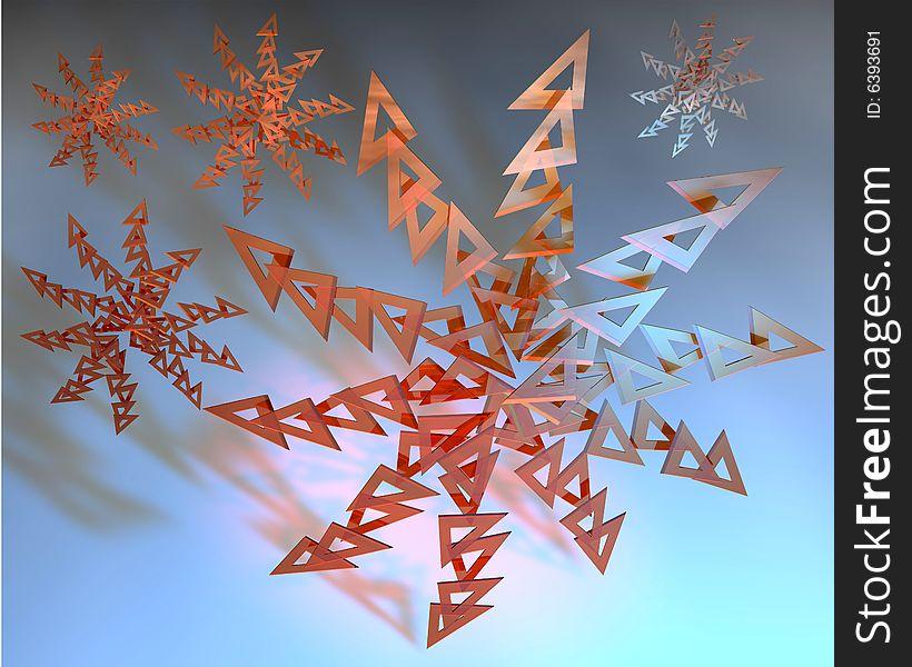 Triangle rulers