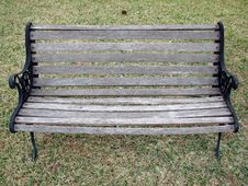 Free Garden Chair Royalty Free Stock Photography - 640027