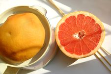Free Grapefruits Stock Images - 640264