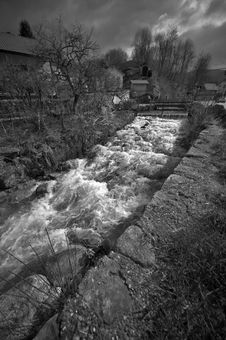 Free Wild River Stock Image - 641471