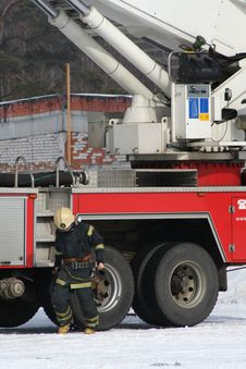 Free Fireman4 Stock Photo - 641700