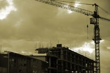 Free Crane2 Stock Image - 642551