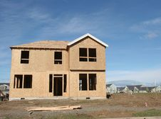 Free House Construction Royalty Free Stock Photography - 643217