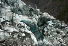 Free Fox Glacier Stock Photography - 643542