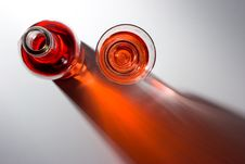 Free Abstract Wine Stock Photography - 643642