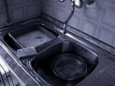 Free Washbasin Stock Image - 643851