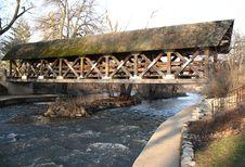 Free Bridge Royalty Free Stock Photo - 643945