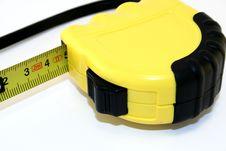 Free Measuring Tape 2 Stock Photos - 644943