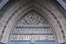 Free Westminster Saints Stock Photography - 645402
