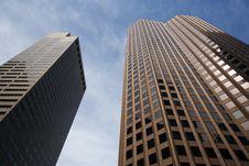 Free Skyscraper Stock Photo - 645410