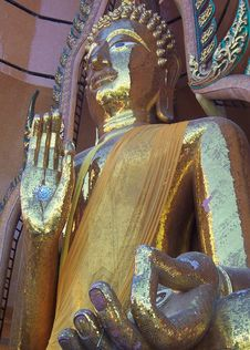 Free Golden Buddha Royalty Free Stock Images - 646999