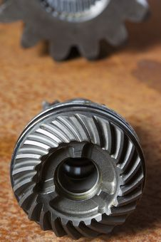 Free Gears And Wheel Stock Photography - 647692