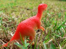 Free T-Rex - Toy Stock Images - 647744
