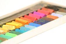 Free Pastels Royalty Free Stock Image - 648126