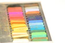 Free Pastels Royalty Free Stock Image - 648136