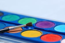 Free Water Color Stock Image - 648431