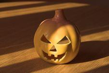 Free Halloween Pumpkin Stock Photo - 648940