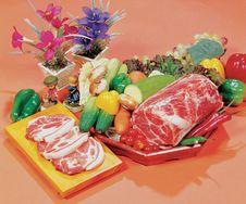 Free Korean Food Stock Image - 649981