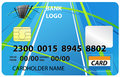 Free Credit Card Stock Photography - 6408112