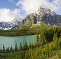 Free Bow Lake Stock Image - 6408331
