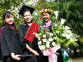 Free University Graduates Royalty Free Stock Photos - 6409338