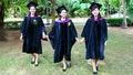 Free University Graduates Royalty Free Stock Images - 6409429