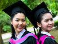 Free University Graduate Royalty Free Stock Photo - 6409625