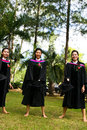 Free University Graduates Royalty Free Stock Photos - 6409858