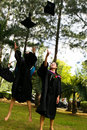 Free University Graduates Stock Photo - 6409950
