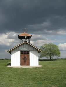 Free Church Royalty Free Stock Photo - 6400085