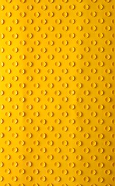 Free Rubber Rug With Suckers Stock Image - 6400411