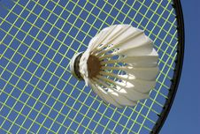Free Close-Up Badminton Royalty Free Stock Photo - 6400565