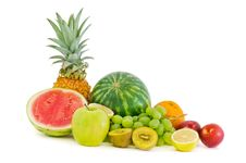 Free Fresh Fruits Stock Photo - 6400830