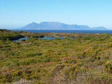 Free Table Mountain Royalty Free Stock Images - 6401509