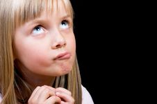 Free Blond Girl Stock Images - 6401684