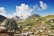 Free Rothorn Royalty Free Stock Photography - 6401887
