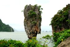 Free James Bond Island Stock Photos - 6402153