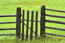 Free Countryside Fence Stock Photos - 6403353